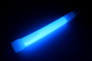 Lightstick 15 x 150 mm modrý