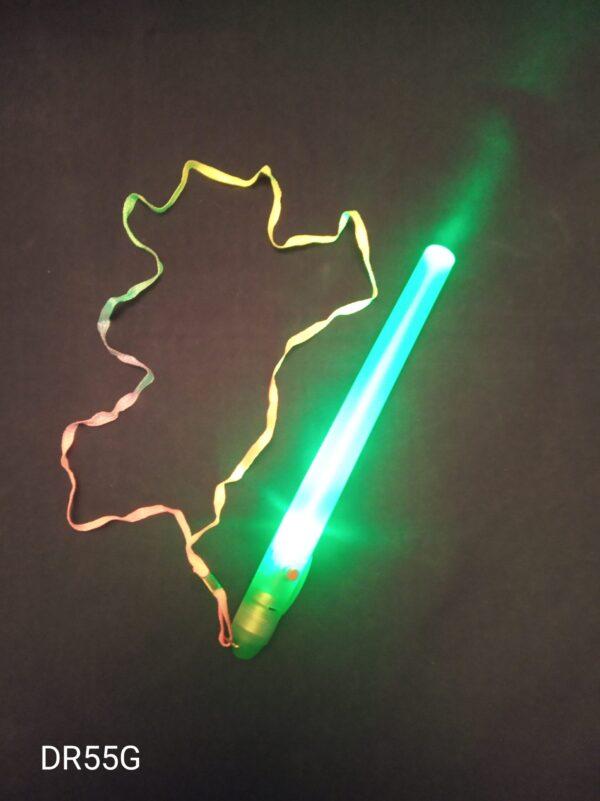 Blikací mávátko - lightstick 15 x 200 zelené