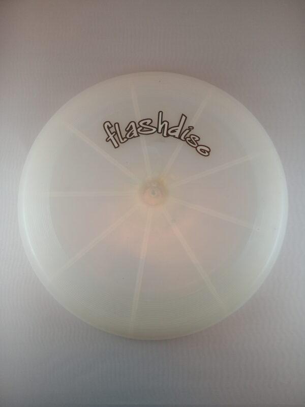 Svítící frisbee
