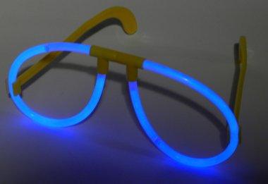 Lightstick brýle modré