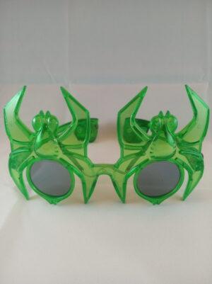 Spider – pavoučí brýle zelené