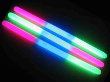 Lightstick 15 x 350 mm tříbarevný